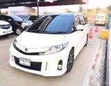 Toyota Estima 2.4G รุ่นพิเศษ Aeras ปี2015 มือเดียว ไม่เคยชน