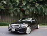 2016 Mercedes-Benz C300 Blue TEC HYBRID รถเก๋ง 4 ประตู