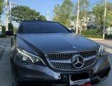 2012 Mercedes-Benz E200 Blue EFFICIENCY รถเปิดประทุน