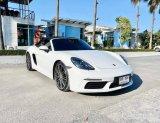 Porsche Boxster 718 ปี2017