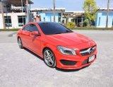 Mercedes Benz CLA250 AMG ปี2015 (แดง)
