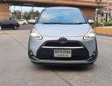 Toyota Sienta 1.5 V รถตู้/MPV  สีเทา ปี 2016 เกียร์ Auto ไมล์ 15,xxx