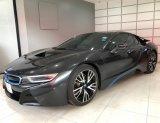 BMW i8 Coupe 1.5 Turbo Hybrid eDrive ปี 17 ประตูปีกนก Supercar มือเดียว รถศูนย์ มีBSI วิ่งพันกว่าโล !