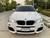 2019 BMW X4 xDrive20d รถเก๋ง 4 ประตู ขับสบาย ในราคา สุดพิเศษ