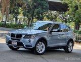 2011 BMW X3 X-drive 2.0d เครื่องดีเซลประหยัดน้ำมันสุดๆขับดีไม่จุกจิก