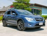 2013 Subaru XV 2.0 รถเก๋ง 5 ประตู  สีน้ำเงิน เกียร์ออโต้ เครื่องเบนซิน 2.0 ตัวท็อปสุด