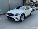 Mercedes Benz รุ่น GLC 43 AMG W253 SUV 3.0 AT รถศูนย์ ปี 2018
