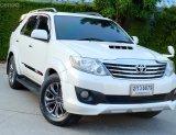 Toyota Fortuner 3.0 V VnTurbo Sport TRD 4 WD ตัวท็อป ปี 2013