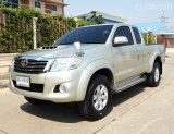 Toyota Hilux Vigo 2.5 E ดีเซล  Prerunner ปี2011 จดปี2012