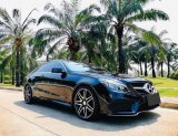 Mercedes-Benz E250 Coupe AMG Package ปี 2016