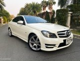 Mercedes Benz C180 AMG Coupe 2012 ❗️