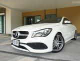2017 Mercedes-Benz CLA 250 รถเก๋ง 4 ประตู