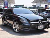 Benz CLS250 CDI AMG ปี 2012 วิ่ง 11x,xxx กิโลเมตร สีดำเดิมทั้งคัน
