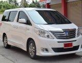 Toyota Alphard 2.4 ( ปี 2013 ) HV Van AT