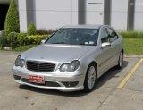 Mercedes-Benz C200 ML 2.0 A/T ปี 2002 เครื่องเบนซิน 2.0 เกียรออโต้ ล้อขอบ 17