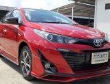 2018 Toyota Yaris Ativ 1.2 S+ รถเก๋ง 4 ประตู at