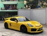 Porsche Cayman 981 ของแต่งครบทุกจุด รถปี 2014
