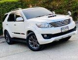 2013 Toyota Fortuner 3.0 TRD Sportivo 4WD SUV