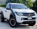 2016 Mitsubishi TRITON 2.5 GL 4WD รถกระบะ