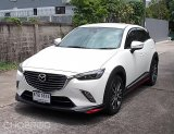 Mazda CX-3 1.5 XDL ปี16 เครื่องดีเชลรถบ้านมือเดียวสวยขับดีมากตัวรถไม่มีอุบัติเหตุ
