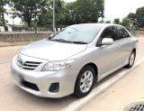2011 Toyota Corolla Altis 1.6 E CNG รถเก๋ง 4 ประตู