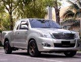 ฟรีดาวน์ Toyota Vigo 2.7J แคปเปิดได้ ปี 14 เบนซิน + CNG