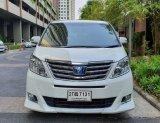 TOYOTA ALPHARD 2.4 Hybrid ปี2013 รถศูนย์ Toyota Thailand