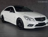 BENZ E250 Coupe CGI AMG Package W207 ปี 2010