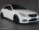 Mercedes - BENZ E250 Coupe CGI MY.2010