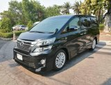 2013 Toyota VELLFIRE 2.4 Z G EDITION รถตู้/MPV