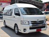Toyota Hiace 3.0 COMMUTER (ปี2018) D4D Van AT