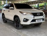 Toyota Fortuner 2.8 TRD Sportivo ปี2017