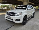 Toyota Fortuner 3.0 V 4WD AT ปี 201