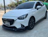 Mazda 2 1.5 SkyactivD ปี2015  นางฟ้าสีขาวยอดนิยม