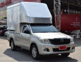Toyota Hilux Vigo 2.7 CHAMP SINGLE (ปี 2013) CNG Pickup MT