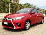 2014 Toyota YARIS 1.2 E รถเก๋ง 5 ประตู