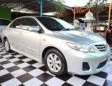 2011 Toyota Corolla Altis 1.6 E รถเก๋ง 4 ประตู