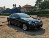 Benz E250 cdi รถศูนย์ 2012