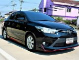 2013 Toyota VIOS 1.5 E รถเก๋ง 4 ประตู