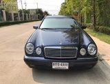 ขายรถ Mercedes-Benz E240 Elegance ปี2000 รถเก๋ง 4 ประตู