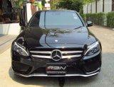 2015 Mercedes-Benz C300 Blue TEC HYBRID รถเก๋ง 4 ประตู