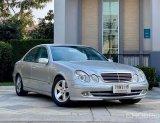 ขายด่วน MERCEDES BENZ  E240 Avantgarde 2.6 V6 ปี2003