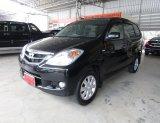 ขายรถ 2010 Toyota AVANZA 1.5 E รถเก๋ง 5 ประตู