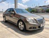 ขายรถ BENZ E250 CDI BlueEfficiency  ดีเซล Auto ปี 2009 จด 2010