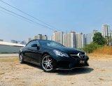 ซื้อขายรถมือสอง 🚩BENZ E-CLASS E250 CABRIOLET AMG CDI 2013