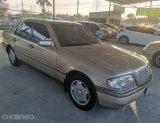1995 Mercedes-Benz C220 Elegance รถเก๋ง 4 ประตู