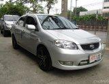 ขายรถ 2004 Toyota VIOS 1.5 E รถเก๋ง 4 ประตู