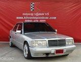 1992 Mercedes-Benz 190E  ประหยัดมากๆ แต่เจ้าของรถไม่ค่อยได้ใช้แล้ว