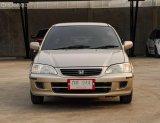 2002 Honda CITY 1.5 Type-Z EXi รถเก๋ง 4 ประตู