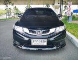 2013 Honda CITY 1.5 MODULO รถเก๋ง 4 ประตู